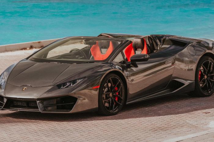 Lamborghini Huracan LP570-2 Spyder